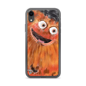 Gritty iPhone Case Apple Flyers Philadelphia iPhone Hockey Mom Hockey Gifts Cover