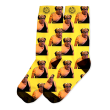 Load image into Gallery viewer, Danny Devito Crew Socks