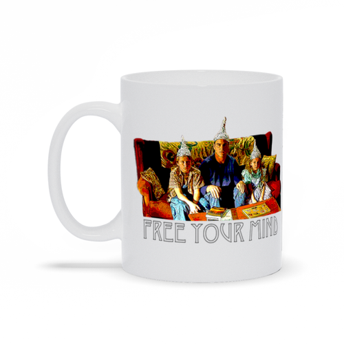 Conspiracy Theory Coffee Mug Signs Mug