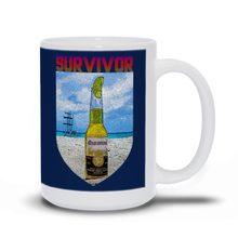 Load image into Gallery viewer, Quarantine Coffee Mug Quarantine and Chill
