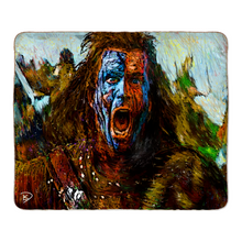 Load image into Gallery viewer, Braveheart Sherpa Blanket