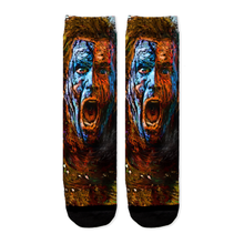 Load image into Gallery viewer, Braveheart Crew Socks