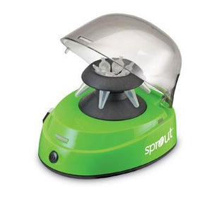 Sprout mini-centrifuge, green