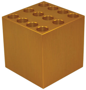 Chamber for 15ml tubes, 12 holes