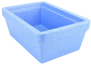 4L GlacierBrand Ice Pan, Blue