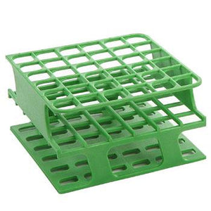 20-Place Half OneRack for 20mm tubes, green 8/case