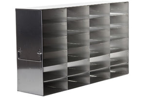 "4 x 6 Freezer Rack, holds (24) 2"" boxes"