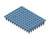 B60101-1 = 96 x 0.1ml plate, low profile, ultra clear, shell frame grid compatible, non skirted, cutable, 96 well plate, fits shell frame grids (0.1ml) natural, box of 25 plates