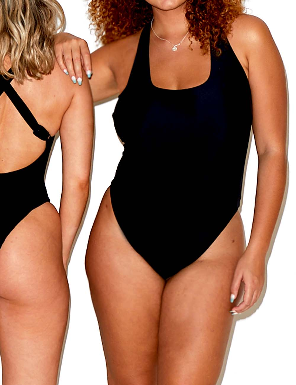 ECO High-leg Swimsuit