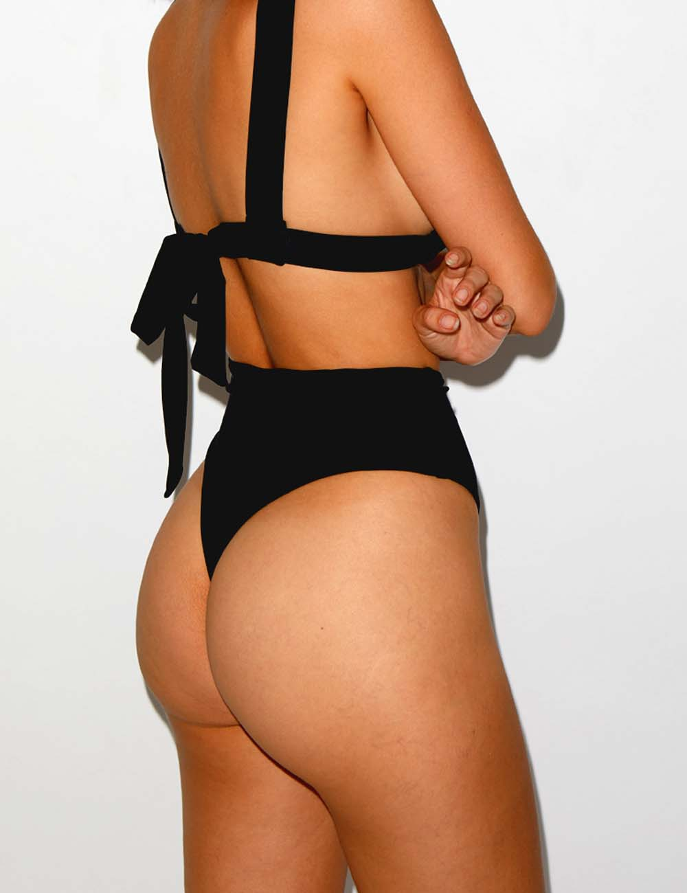 ECO  High-waist Thong