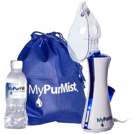 Mypurmist Classic Personal Steam Inhaler Device Kits