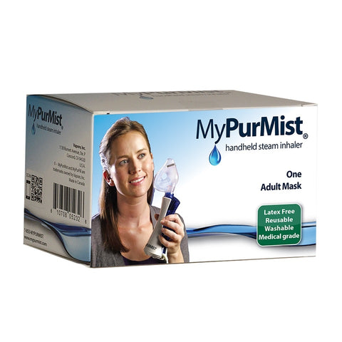 Adult Mask Accessory for MyPurMist Handheld/Plug-in Device Box