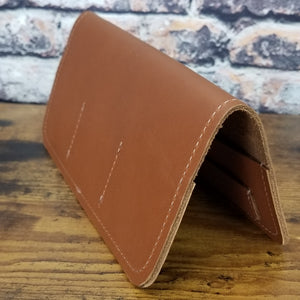 Leather Currency Carrier