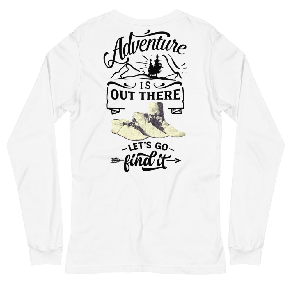 Adventure is Out There, Black Print