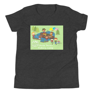Uncle Dave's Fishing Camp Tee, Youth