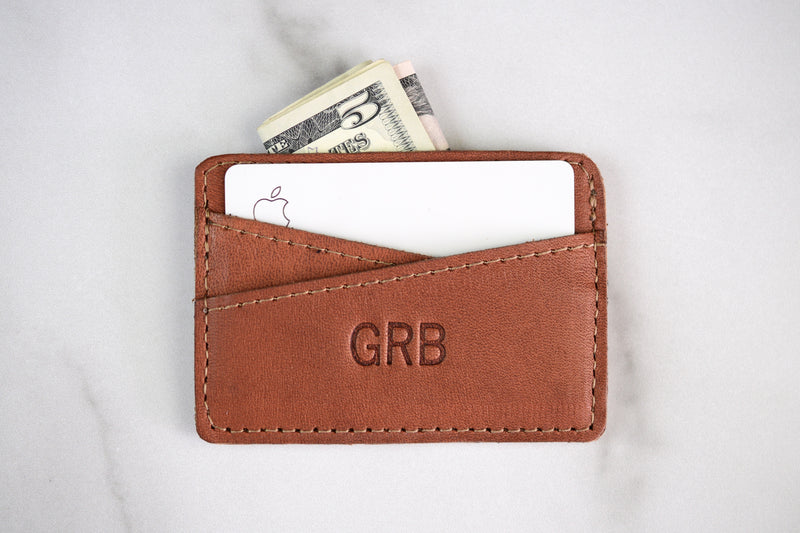 Leather Slim Wallet