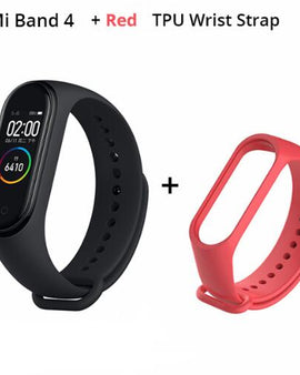 Xiaomi Mi Band 4 Smart Miband 4 Color Screen Bracelet Heart Rate Fitness Tracker Bluetooth5.0 Waterproof Band4