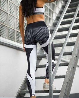 Super Hot Fitness Leggings - Gym Tights - Yoga Leggings
