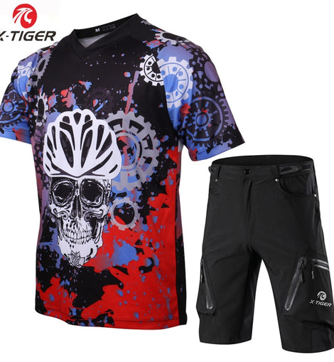 X-Tiger Pro Downhill MTB Set DTSJF-225