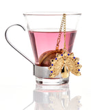 Peacock design Tea Infuser