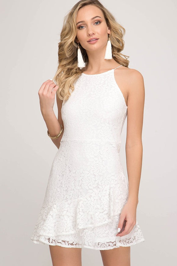 The Lacey Dress