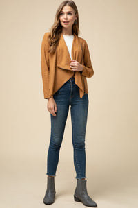 Brittany Suede Jacket
