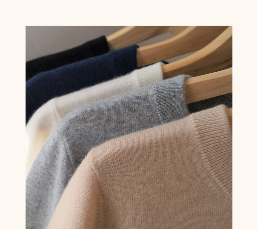 Organic Cashmere Collection