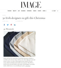 WearWith Cashmere in Image Magazine
