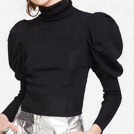 The Eliza Polo Neck
