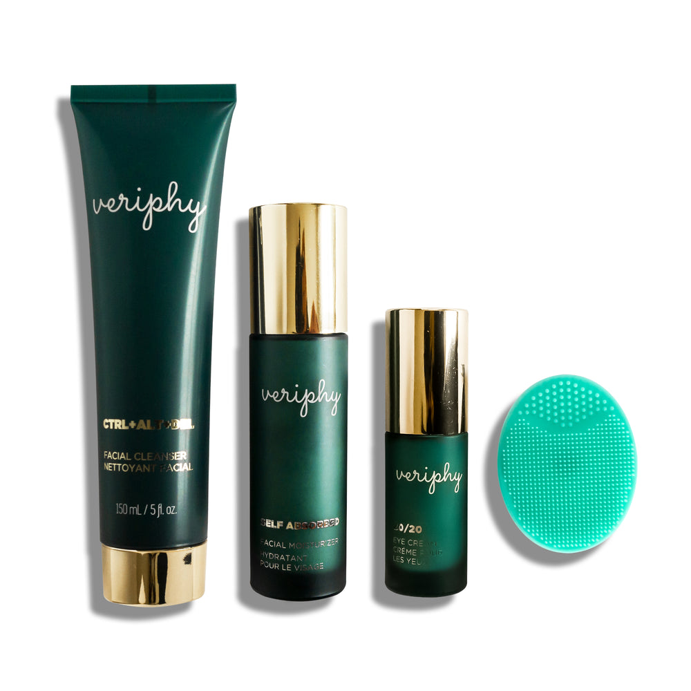 CLEANSE & HYDRATE SET ($225 VALUE)