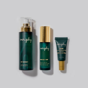 GLOWING SKIN SET ($184 VALUE)