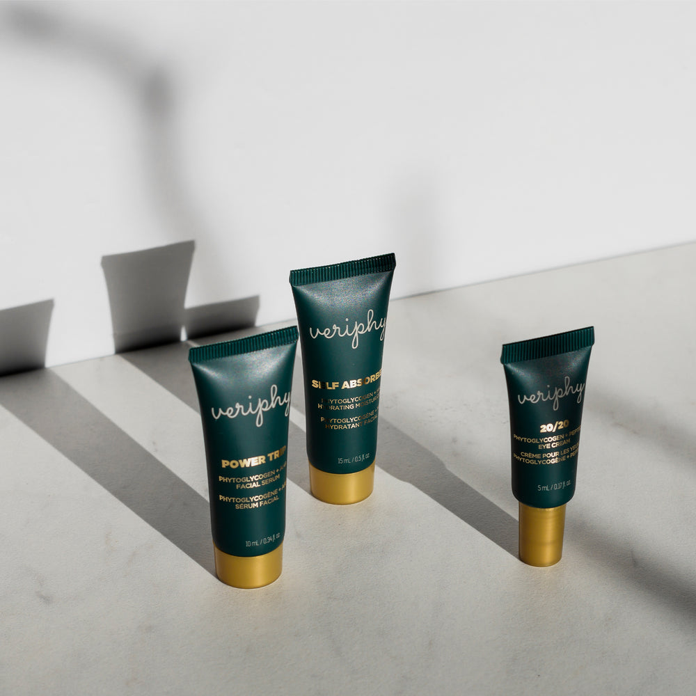 TRIPLE THREAT DISCOVERY KIT ($90 VALUE)