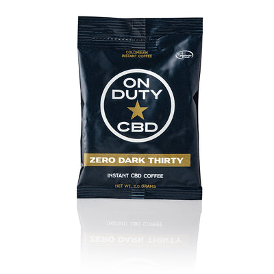 Zero Dark Thirty CBD Coffee