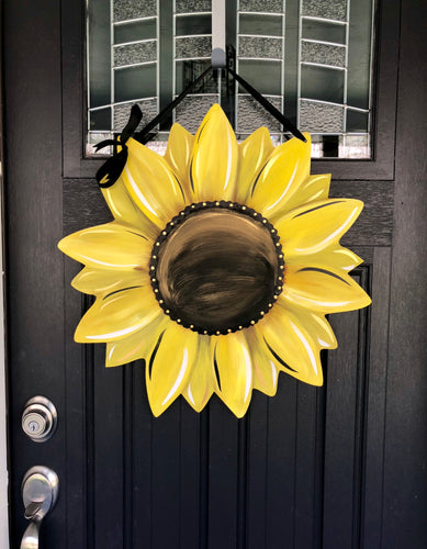 Doorhanger - Sunflower
