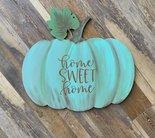 Sweet Pumpkin (1.5hrs) $38.50