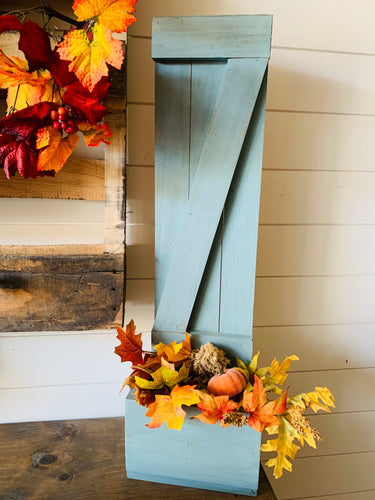 Barn Door Planter (2hrs) $52.50