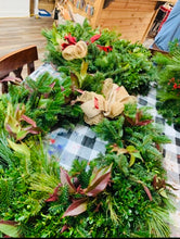 Load image into Gallery viewer, Christmas Wreath Workshop DEC 5
