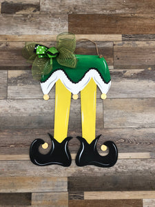 Doorhanger - Elf Legs