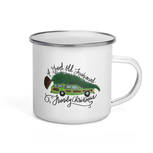 SHOP - Old Fashioned Family Christmas- Griswold Holiday Mug