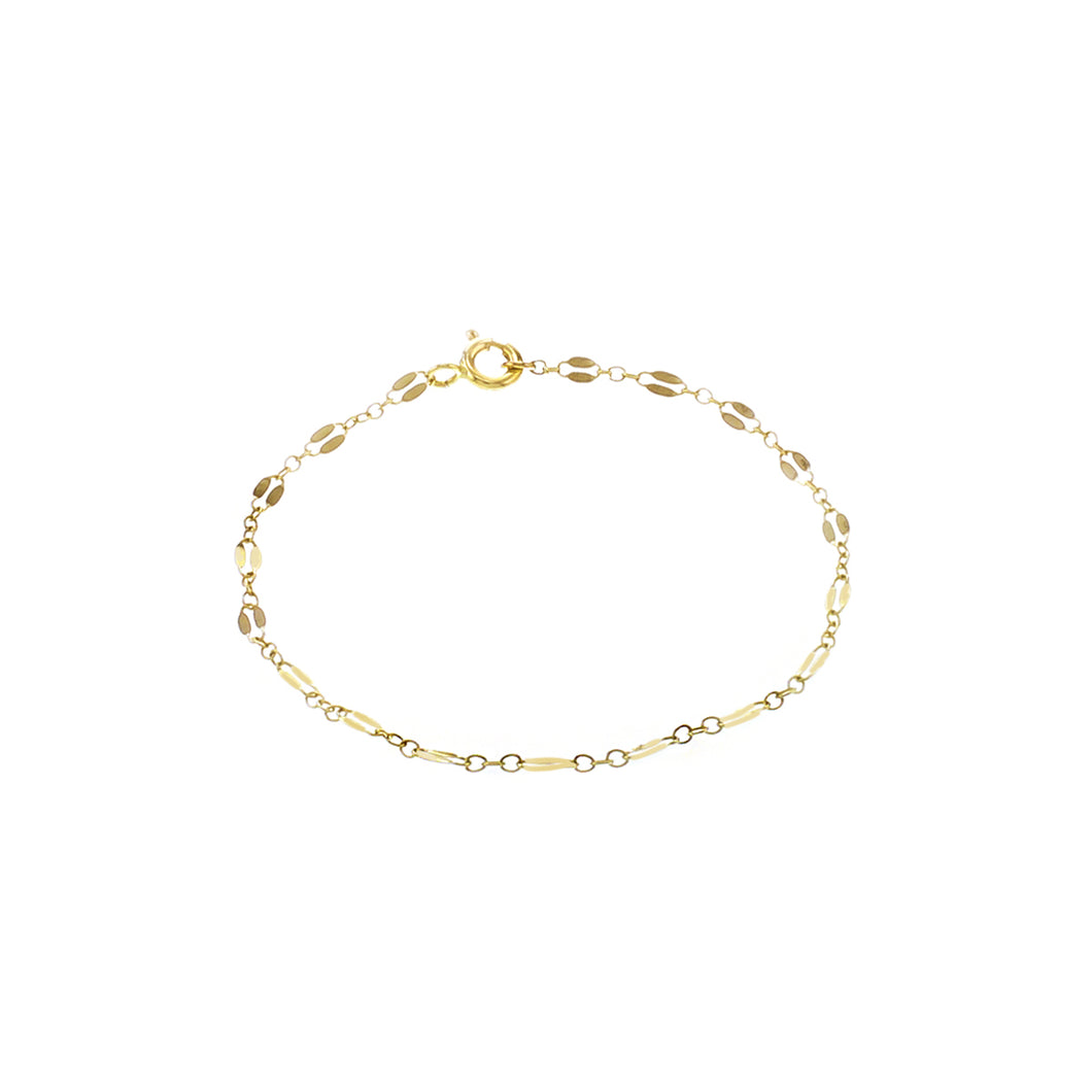 GOLD MIDNIGHT BRACELET