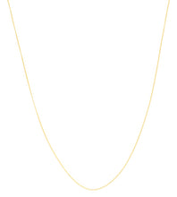 Load image into Gallery viewer, GOLD CURB NECKLACE