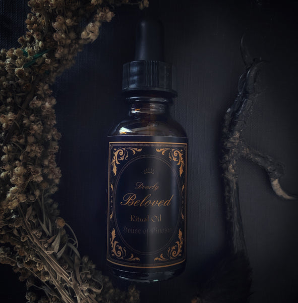 Dearly Beloved Ritual Oil