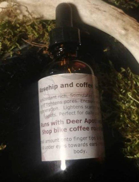 Rosehip and Coffee Bean Facial Serum