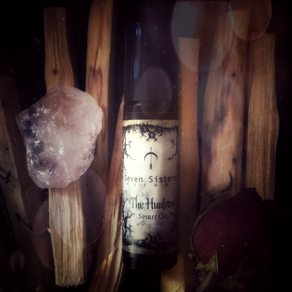 The Huntress Spirit Oil