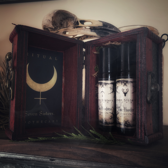 Spirit Oil Set