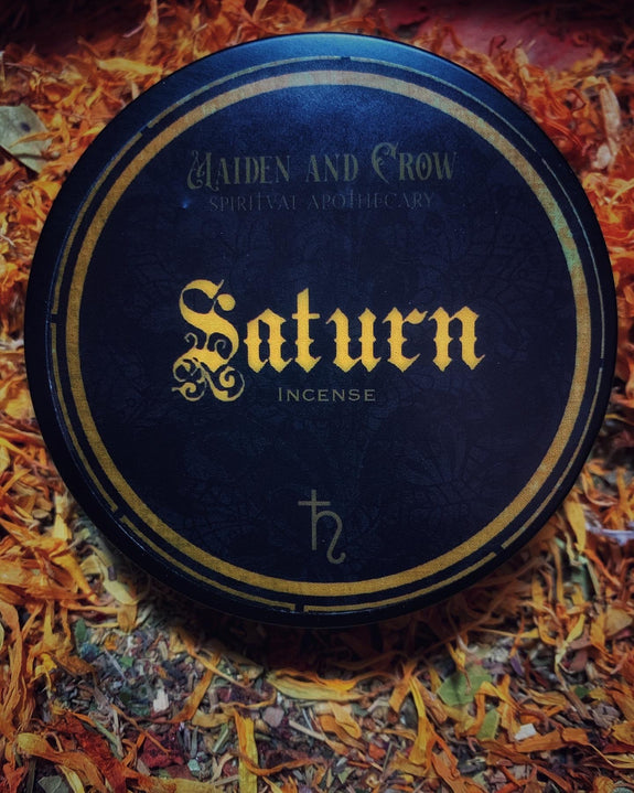 Saturn Incense