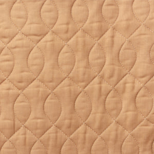 Persimmon-dyed 4 Layered Gauze Bed Pad with Absorbent Cotton [Kyo Wazarashi Mensya]