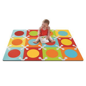 SKIP*HOP Tapetes Playspot Colores
