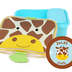 SKIP*HOP Lunch Box ZOO