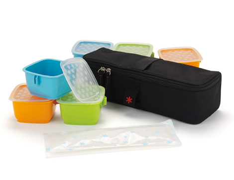 SKIP*HOP Set para Lunch - Bento